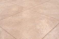 Colored Stamped Concrete