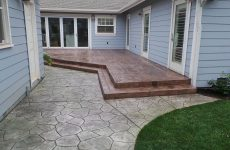 Stamped Residential Concrete Contractor San Diego, Decorative Concrete Contractors in San Diego Ca