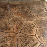 Decorative Colored Stamped Concrete Contractor San Diego Ca, Stamped Concrete Contractor
