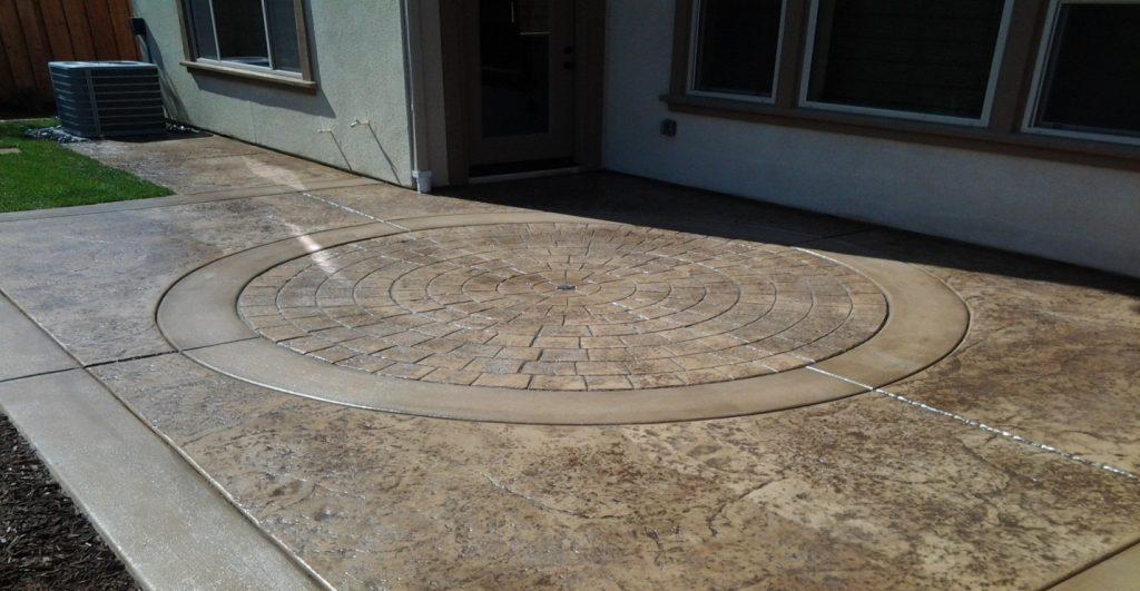 Stamped Concrete Driveway Contractor San Diego, Decorative Concrete San Diego
