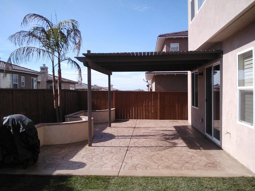 Concrete Patio Contractor San Diego Ca