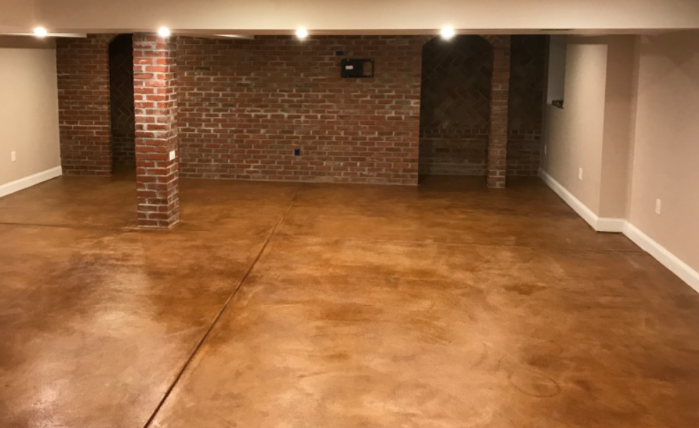 Concrete Staining Cost San Diego