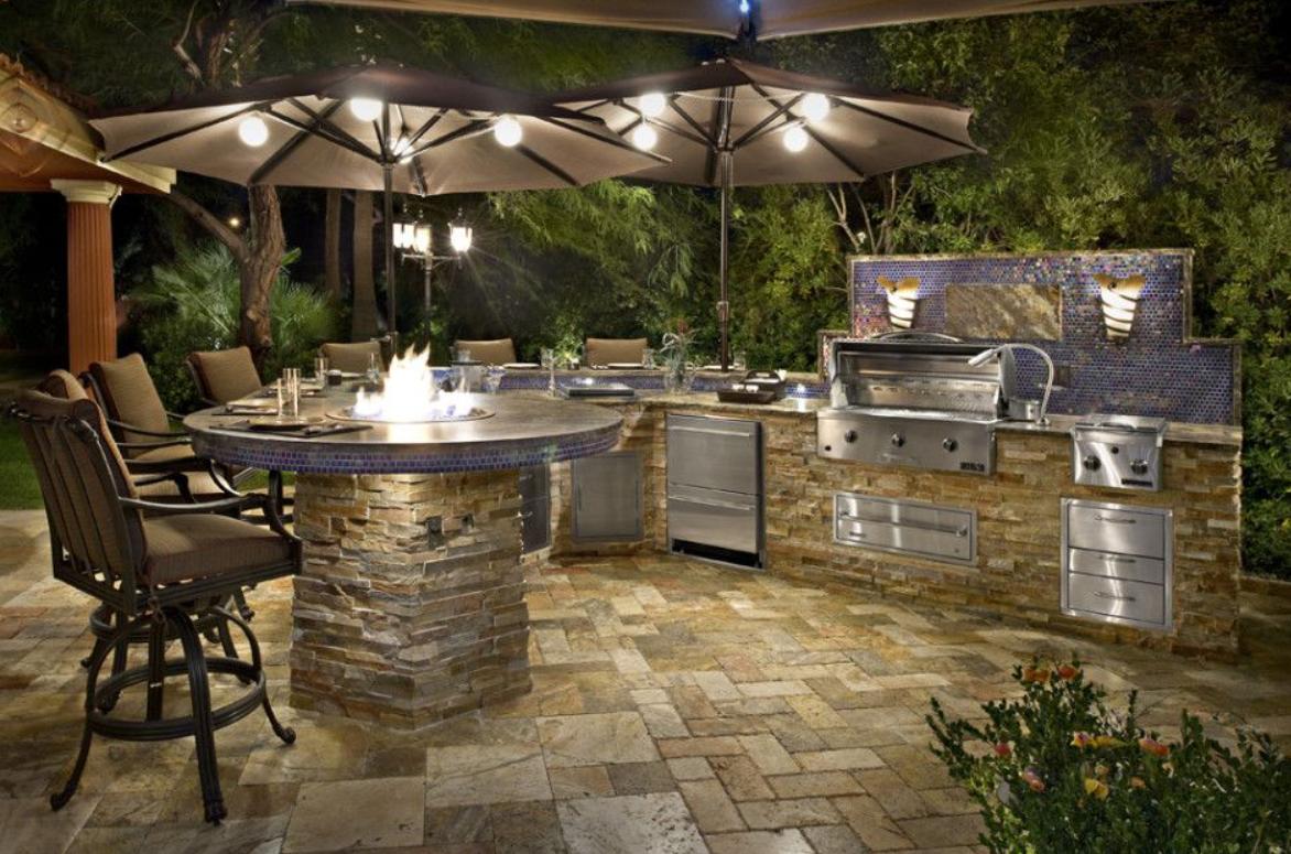 Custom Outdoor Kitchens San Diego