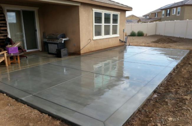 Patios Concrete Contractors San Diego
