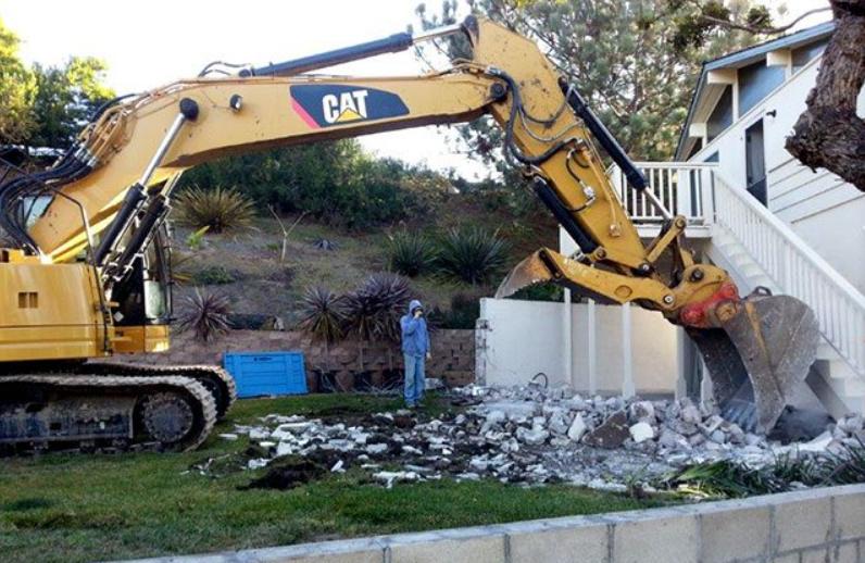 concrete bobcat service san diego