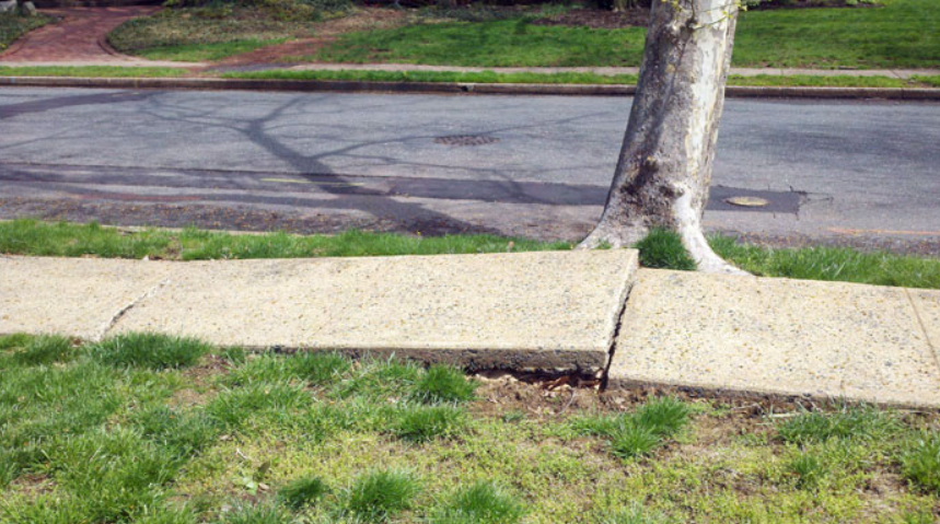 Be on the Lookout for These Common Signs of Sidewalk Issues