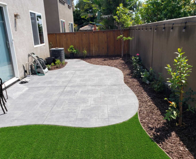Best Ideas For Your Backyard By San Diego Concrete
