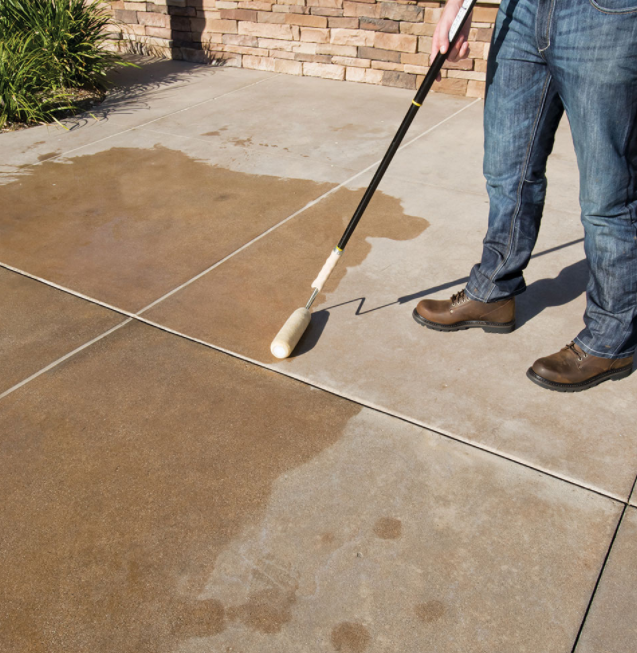 Concrete Staining In San Diego