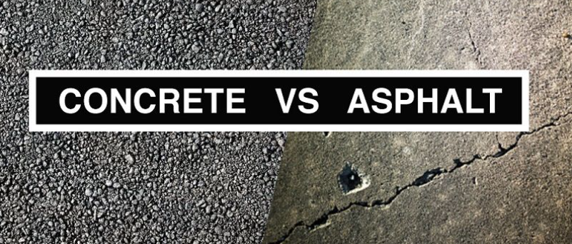 5 Reasons Concrete Is Better Than Asphalt In San Diego